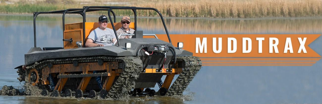 Tracked Vehicle Recreational Uses