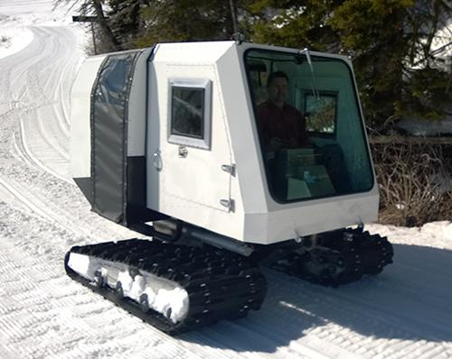 Best Personal Tracked Vehicle