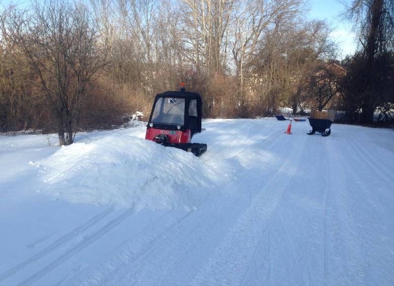 Ski Slope Preparation