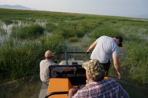 Tracked Vehicle Recreational Uses
