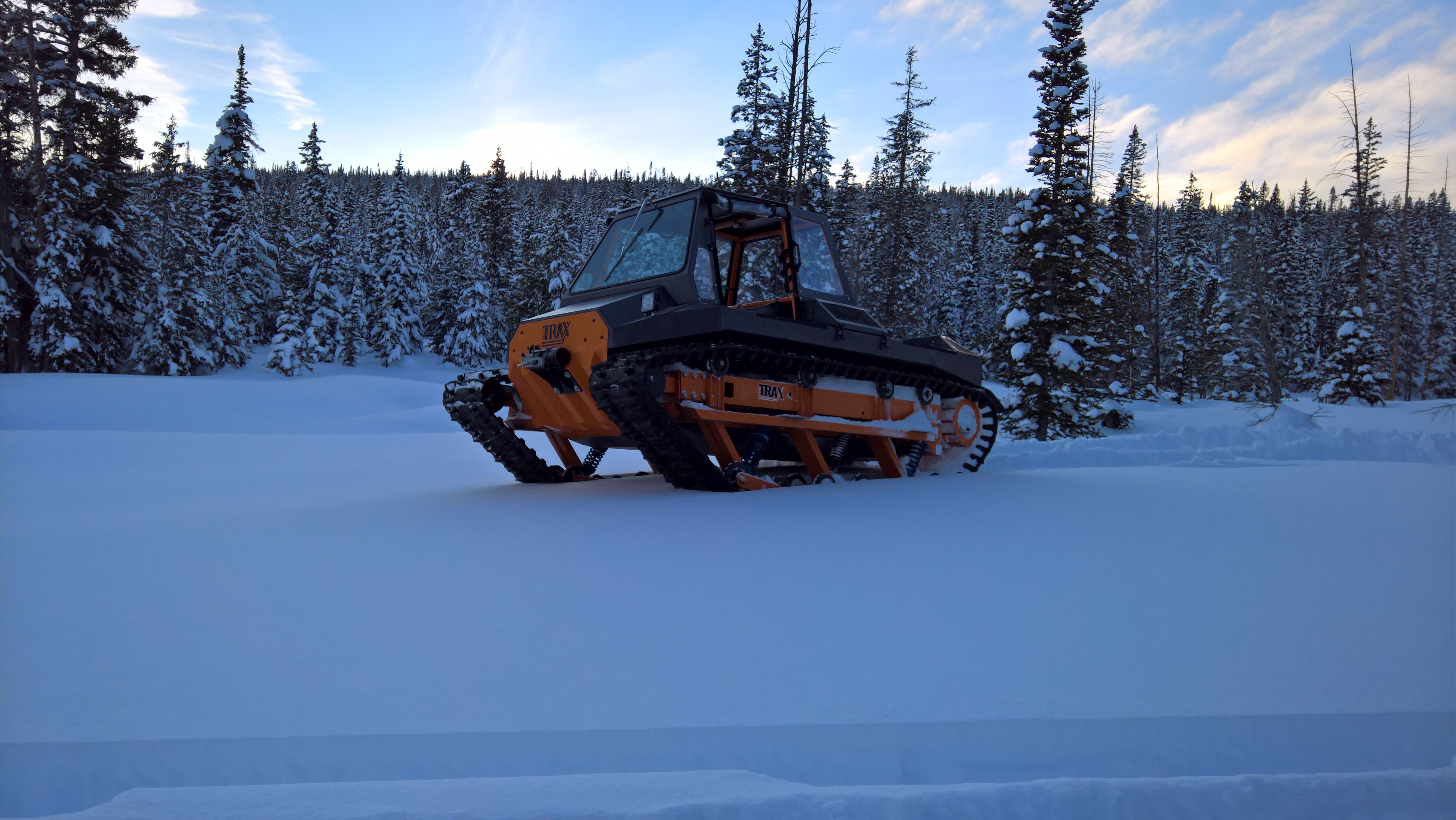 New Years In The Rockies: The Must Have Snow Machine